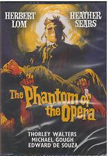 PHANTOM OF THE OPERA (DVD, 2017) NEW