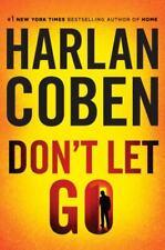Don't Let Go by Harlan Coben (2017, Hardcover)