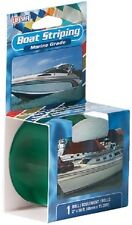 """New Boat Striping Tape incom Re83fg 1"""" x 50' L Forest Green"""