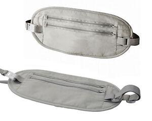 Gürteltasche Bauchtasche Hüfttasche Brusttasche Slimline Flach Sicherheit Bag Gr