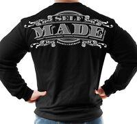 Hard Livin WT-Center-15 New Men/'s Monsta Clothing Fitness Gym T-shirt