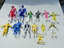 Mighty Morphin Power Rangers  Action Figure Lot of 13
