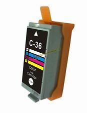 CARTUCCIA COMPATIBILE PER CANON PIXMA IP100 CLI-36  COLORE 1511B001 TR150 Tr 150