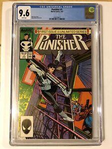 The Punisher #1 (Jul 1987, Marvel)