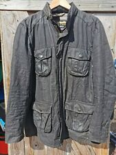 Vintage Barbour wax jacket XL