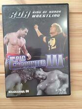 ROH Epic Encounter III Ring of Honor PWG NJPW Kenny Omega Richards Bullet Club