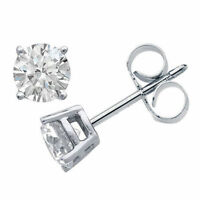 Orecchini Punto Luce in oro 18 Kt. e diamanti F / VVS scegli caratura e compra!