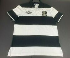 Polo Ralph Lauren Mens Rugby Polo Shirt Football 1938 L Boathouse White $125