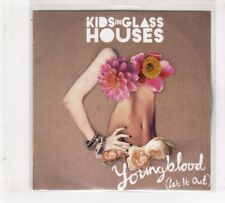 (HM725) Kids In Glass Houses, Youngblood (Let It Out) - 2009 DJ CD