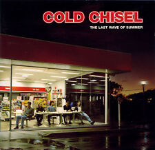 "COLD CHISEL ""TheLastWaveOfSummer"" 1998 14Trk CD *JimmyBarnes ""ThingsILoveInYou"""