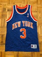 John Starks New York Knicks Champion Size 40 Jersey