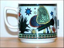 PAPILLON hellblau BOPLA Porzellan Espressotasse 0,09l stapelbar Schmetterling