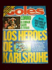 BOCA JUNIORS 1977 Intercontinental Champion vs BORUSSIA - GOLES Magazine