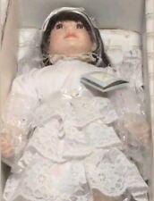 "Ashton Drake Gallery ""Ann Marie "" Look at Me Porcelain Doll-NEW"