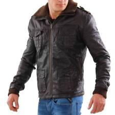 Superdry Jacken aus Leder