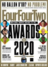 Four Four Two Magazine #321 AWARDS 2020 (BRAND NEW BACK ISSUE)