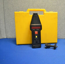 Compact Instruments CT6 Microprocessor Optical Tachometer with Case