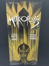 Metropolis - Fritz Lang (edizione restaurata 2015) Locandina 33x70