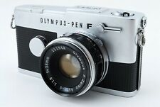 【EXC+++】 Olympus PEN FT w/ F. Zuiko Auto S 38mm f1.8 Lens From JAPAN 1373