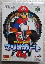 MARIO KART 64 NINTENDO 64 NTSC JAP