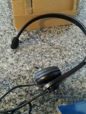 PS3  Chat Black Headband Headsets