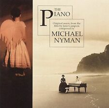 The Piano Original Film Soundtrack (CD) by Michael Nyman