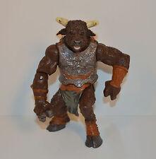 "2005 Minotaur Brown Beast 5.5"" Hasbro Action Figure Narnia Lion Witch Wardrobe"