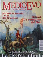 MEDIOEVO n°2 1998 - Repubbliche Marinare Clan dei Genovesi [C45A]