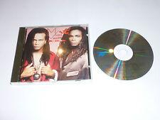 MILLI VANILLI - Two X 2 - Rare original 1989 UK 18-track CD album