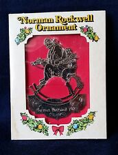 Norman Rockwell Ornament McDonalds Coca Cola