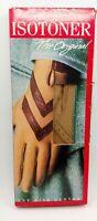 Vintage Isotoner The Original Gloves 23092 Camel Color One Size Women's