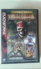 Pirates of the Caribbean trading card game Quickstrike COMPLETE WITH ALL PIECES