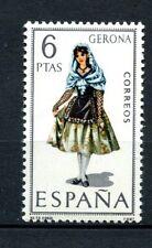 España 1968 Sg # 1902 Provincial Disfraz Gerona Mnh #a 23497