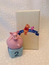Pooh And Friends Two Is For Growing Fast And Faster Piglet