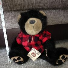 Genuine BOYDS Collectable 'Pa' Soft Toy Bear Rare 1988-2004 The Boyds Collection