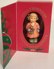 "Hummel ""Sweat Treats Ornament"" Hum 2067 /A/O #1493 3 1/8"" Tall Standing Ornament"