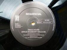 "Sequencial Death House12"" vinyl #1501"