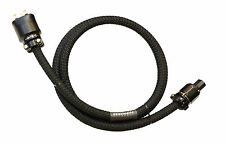 Power cable by StereoArt Oyaide Tunami V2 Furutech FI-UK1363(G) FI-11-N1(G) 1.8m