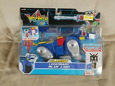 (NEW SEALED) PLAYMATES CLASSIC LEGENDARY BLUE LION VOLTRON 84 TOY FIGURE (2017)