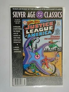 DC Silver Age Classics Brave and the Bold #28 6.0 FN (1992)