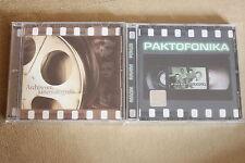 Paktofonika - Kinematografia + Archiwum Kinematografii 2CD SET - POLISH RELEASE