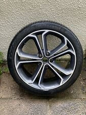 VAUXHALL ASTRA GTC 09-16 SINGLE ALLOY WHEEL + TYRE 20 INCH 245-40-20 AAXV (1)