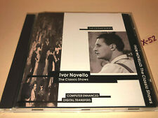 IVOR NOVELLO Classic Shows CD Dancing Years Crest of Wave Careless Rapture CEDAR
