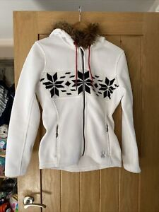 Womens Spyder Knitted Jacket, S