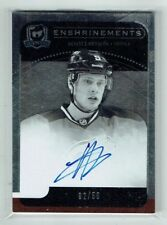 11-12 UD Upper Deck The Cup Enshrinements  Adam Larsson  /50  Auto  OILERS