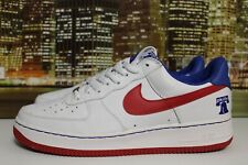 various colors 7bd24 35345 Nike Air Force 1 Low Philly White Varsity Red Sport Blue 2004 Sneakers Size  12