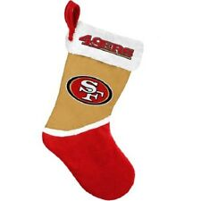 San Francisco 49ers Basic Stocking Forever Collectibles NFL 2015