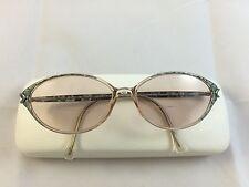 Silhouette  SPX M1929 00 6051 Rx Eyeglass Frames Oval Full Rim  51-14-125