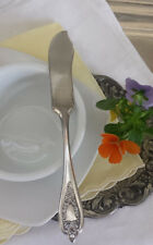 c. 1911~OLD COLONY~ Silver Plate Butter Spreader….1847 Rogers Bros.