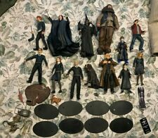 NECA Harry Potter Action Figure Loose LOT Snape, Hagrid, Voldemort, Duel, & more
